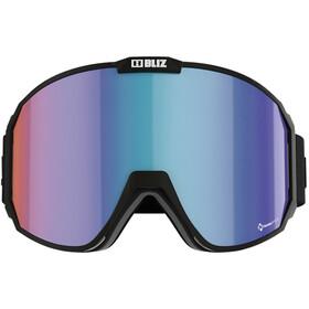 Bliz Split Nano Optics Gafas, negro/azul